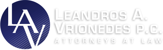 Leandros A. Vrionedes P.C. - Attorneys At Law