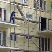 Fatal scaffold accident